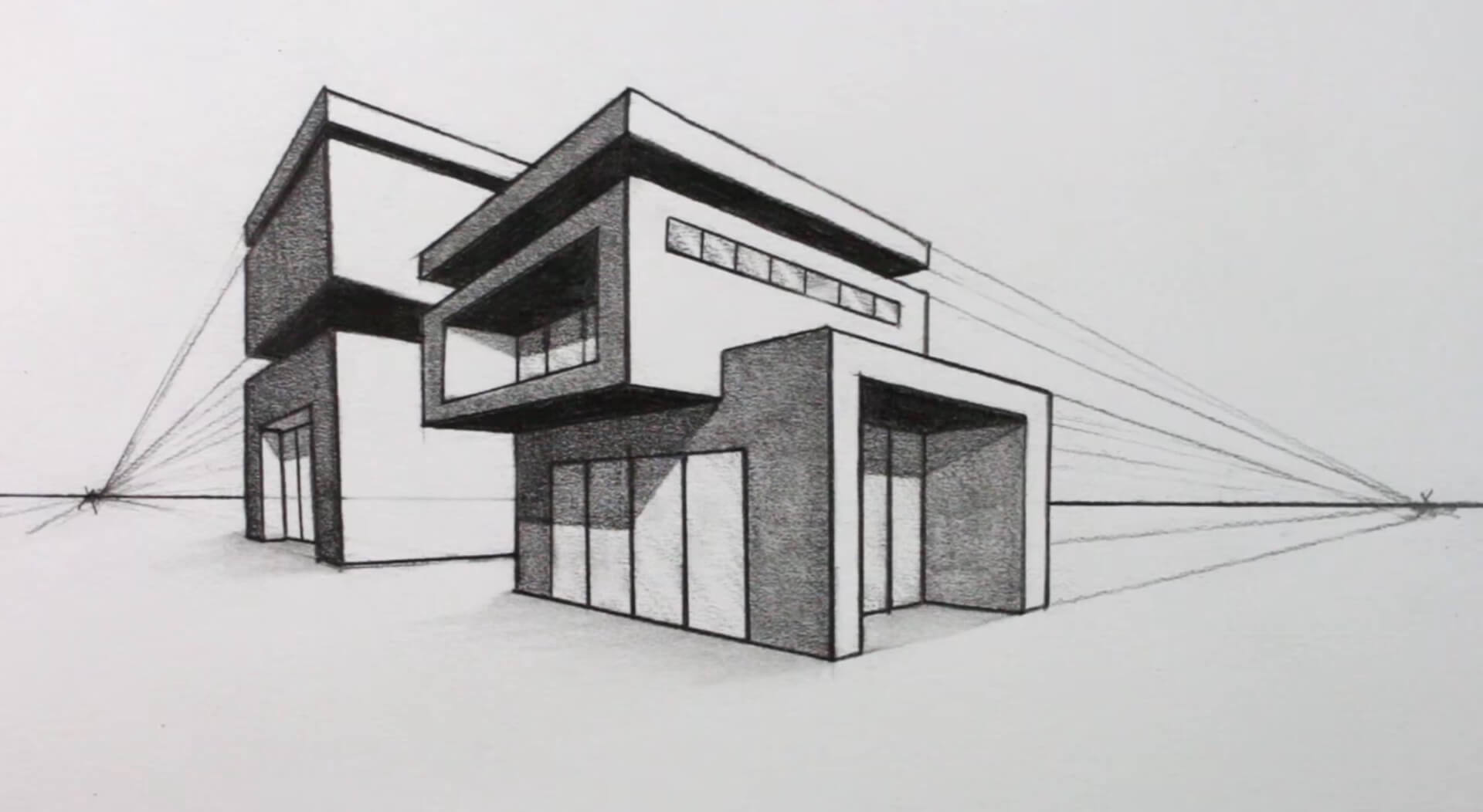 Architectural Sketching Tutorial – Architecture