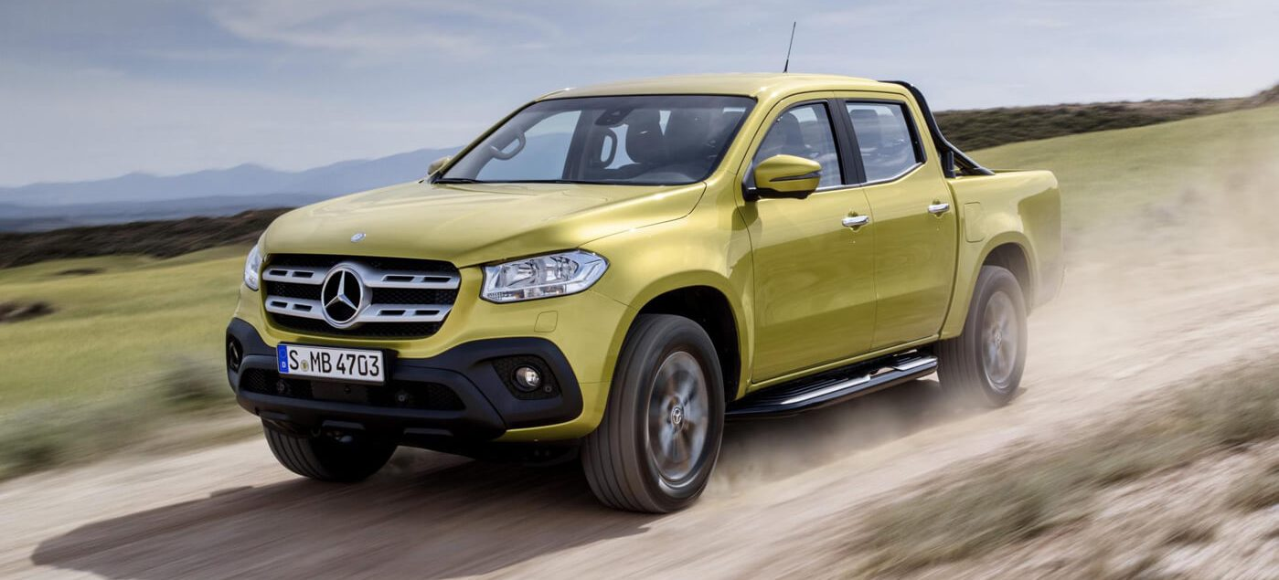 The X class has a wide, sturdy stance with modeled surfaces to give it a muscular look.